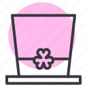 day, hat, irish, leprechaun, patricks, saint, shamrock icon