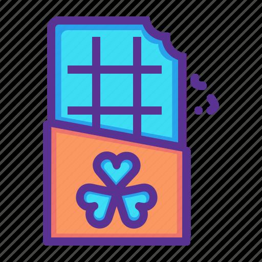 Celebrate, chocolate, patricks, saint, sweet, treat, hygge icon - Download on Iconfinder