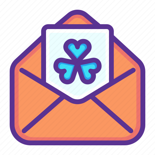 Card, day, festival, greetings, patricks, saint, wishes icon - Download on Iconfinder
