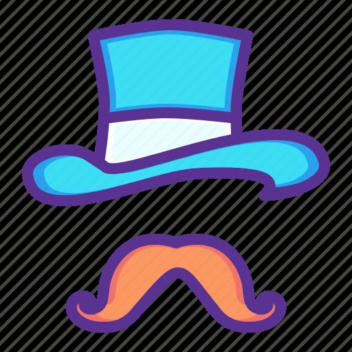 Day, hat, irish, leprechaun, moustache, patricks, saint icon - Download on Iconfinder