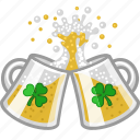 alcohol, bar, beer, drink, glass, irish, pub icon