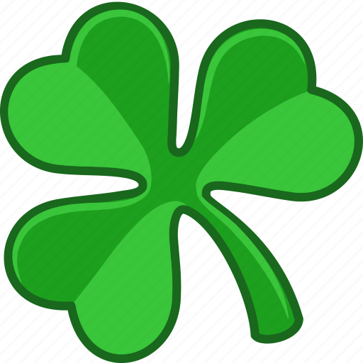 clover, ireland, irish, luck, lucky, saint patrick, shamrock icon