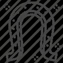 celebration, golden, holiday, horseshoe, irish, luck, st. patrick icon