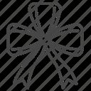celebration, gift, holiday, present, ribbon, st. patrick icon