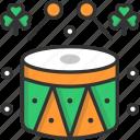 clover, cultures, drum, drumsticks, music
