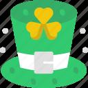 accesory, celebration, hat, saint patrick, st patrick