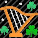 harp, instrument, music instrument, orchestra, string