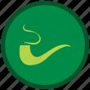 smoking, smoking pipe, tobacco pipe, smoke, tobacco icon