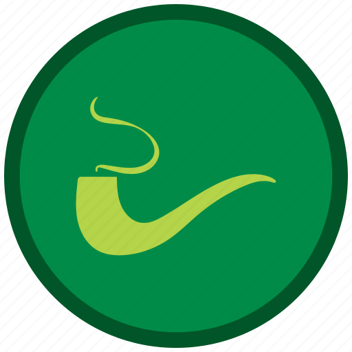 smoke, smoking, smoking pipe, tobacco, tobacco pipe icon