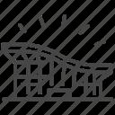 architecture, arena, building, construction, field, sports stadium, stadium icon