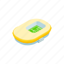 building, football, isometric, oval, soccer, sport, stadium icon
