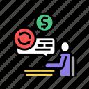 creditor, businessman, stakeholder, business, meeting, investor
