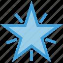 rating, shooting, star