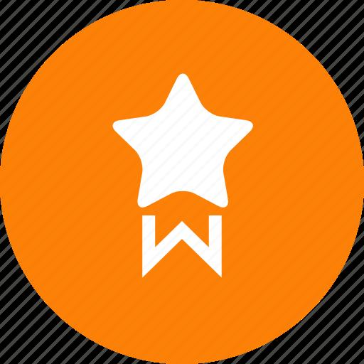 achievement, awards, badge, level, military, reward icon