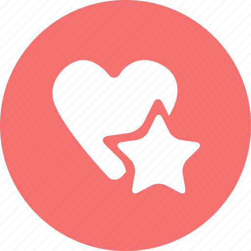 favorites, heart, like, love, pick, star icon