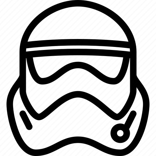 fictional, soldier, star, stormtrooper, wars icon