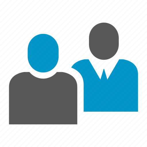 Business people, interview, people icon - Download on Iconfinder