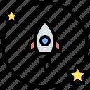 startup, rocket, nasa, explore, space, launch, idea