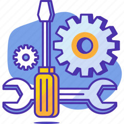 gear, preferences, repair, setting, settings, tool, tools icon