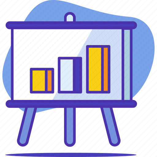 analytics, business, chart, growth, infographic, marketing, statistics icon