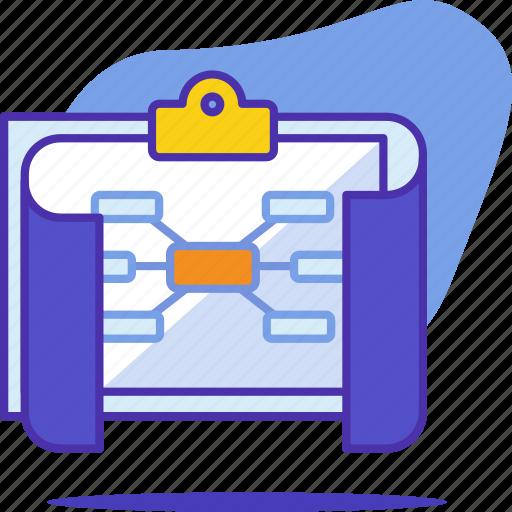 analytics, business, chart, marketing, plan, report, statistics icon