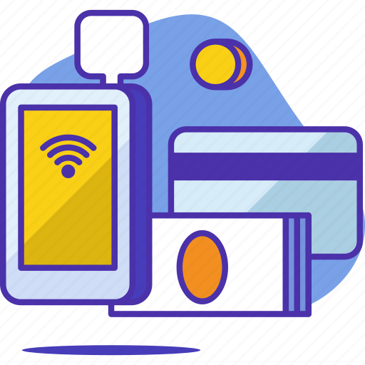 bank, card, cash, credit, method, pay, payment icon