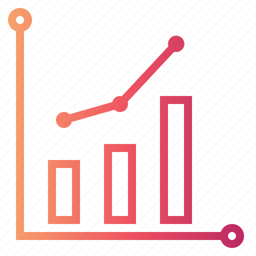 Business, graph, graphic, line, statistics icon - Download on Iconfinder