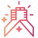 brainstorm, gestures, hands, networking, teamwork icon