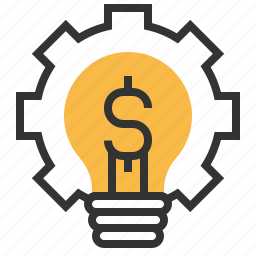 abstract, creative, design, dollar, graphic, production, sign icon