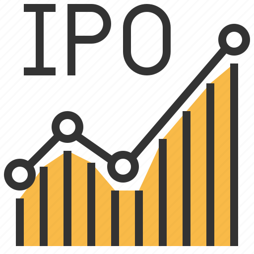 chart, finance, graph, invest, ipo, statistics icon