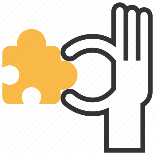 jigsaw, piece, puzzle, solution, strategy icon