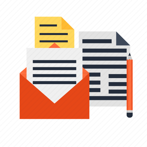 branding, company, corporate, cv, design, mail, presentation icon