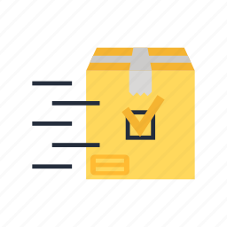 box, delivery, package, product, release, shipping, startup icon
