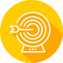 business, global, modern, target icon
