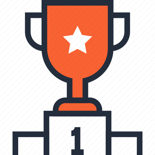Achievement, award, cup, reward, success, trophy, win icon - Download on Iconfinder