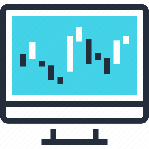 analytics, chart, data, graph, market, statistics, stock icon