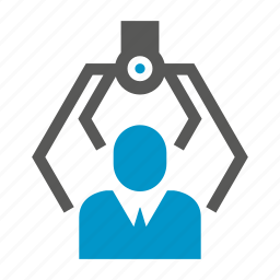 business people, choose, human resource, recruiment, recruiting, robot, select icon