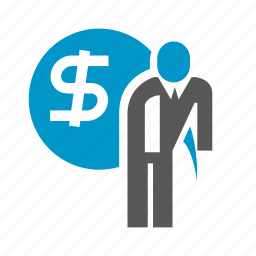 carry, currency, debt, finance, money, people icon