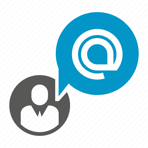 address, communicate, people, speech icon