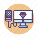 apps, apps development, development, web development icon