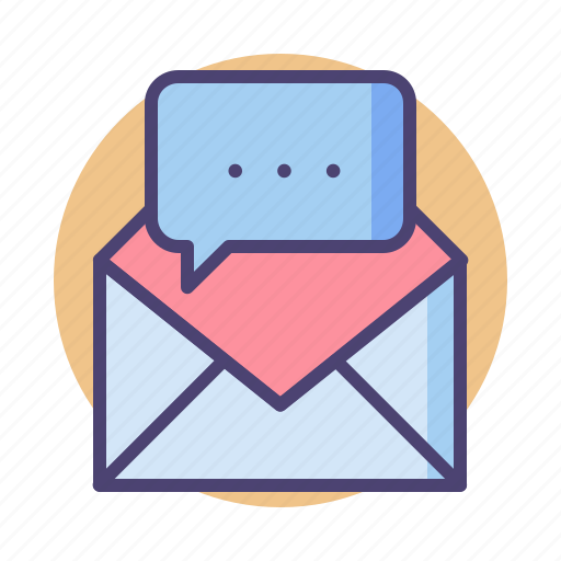 Email, letter, mail, message icon - Download on Iconfinder