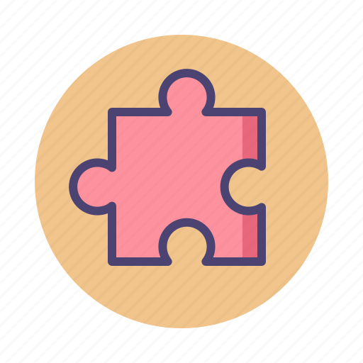 Puzzle, puzzle piece, solution icon - Download on Iconfinder