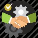 cooperation, agreement, collaboration, deal, handshake, partnership
