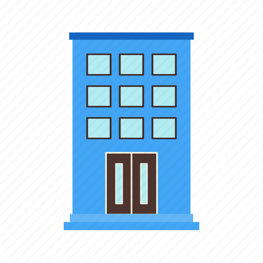 architecture, building, business, construction, design, office, work icon