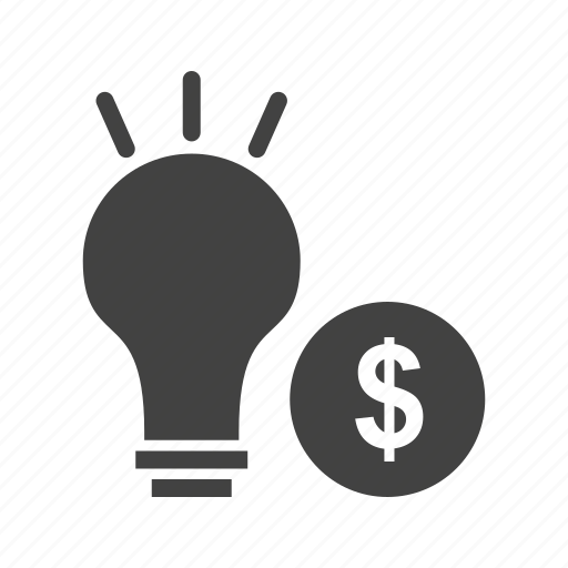 cash, convert, idea, innovation, money, planning, revenue icon
