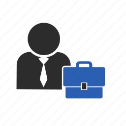 briefcase, management, package, project, work icon