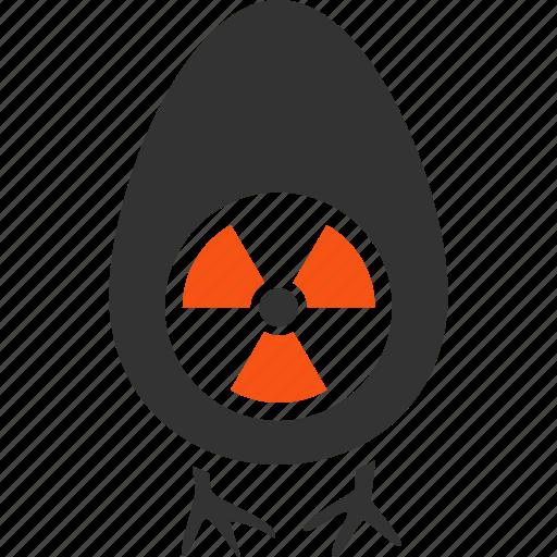 atomic, convergence, egg, genetics, hero, mutant, project icon
