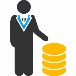cash, currency, finance, fund, invest, investment, investor icon