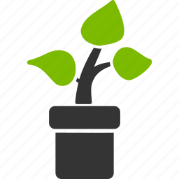 eco project, ecology, environment, flower, nature, organic, plant icon