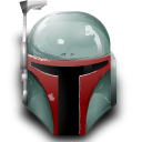 boba fett, helmet, star wars icon